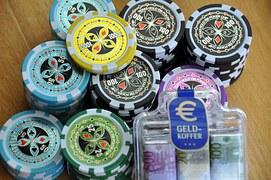 gambling-geld