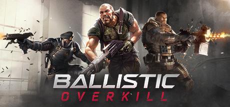 Ballistic Overkill Server