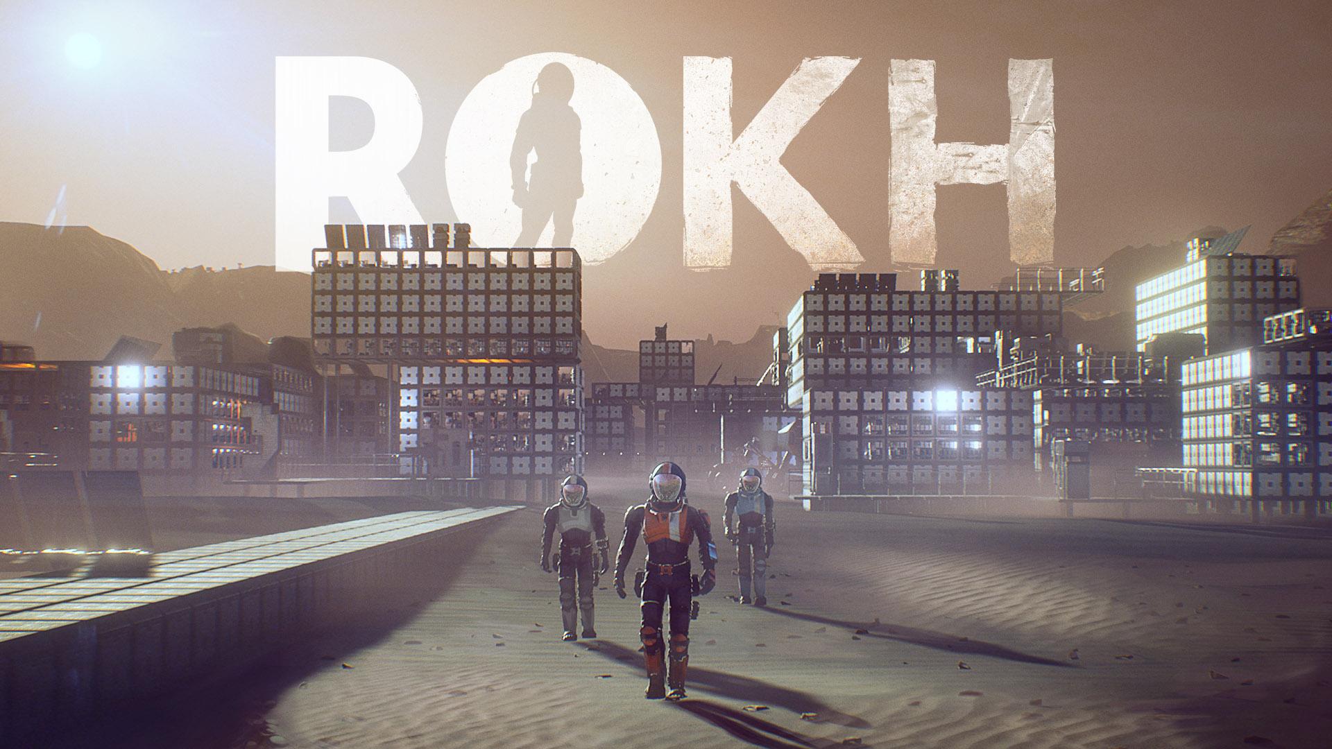 ROKH Server