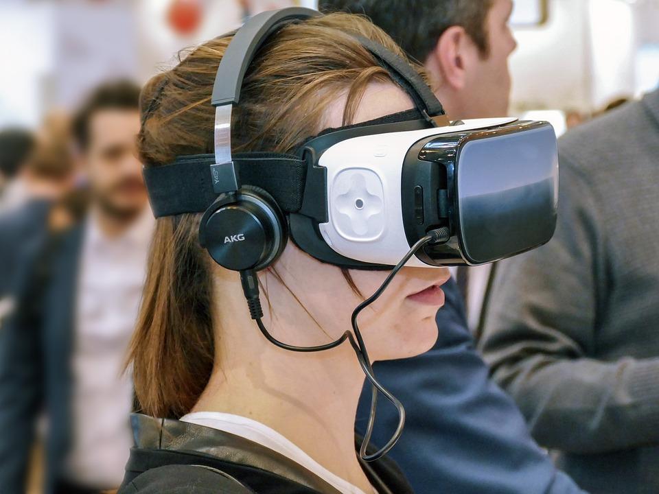 VR Technologie für Unternehmen